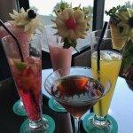 Mmmmmnnnn....cocktails at Lisboa bar