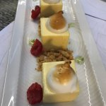 dessert à base de citron