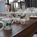 Each item of Burleigh pottery is made by at least 25 pairs of hands