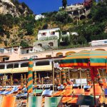 Hotel Pupetto from the Beach