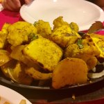 Mixed Vegetable Tandoori