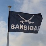 Fahne Sansibar Sylt