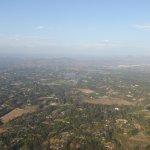 vol à 700 mètres d'altitude tout est calme