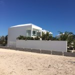 recently develop property that has blocked beach access.