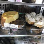 chickanellas great place! Breakfast to 11 a.m.. sandwiches & salads and great deserts !!