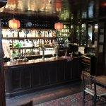 bar at the pub