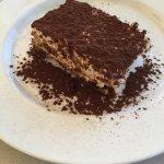 Dessert: tiramisù