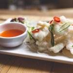 Salt and Chilli Pepper Squid