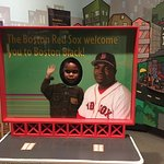 Get your picture with Big Papi