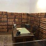Legal clerks office.