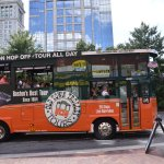Old Town Trolly tours
