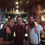 Our lovely bar teachers!