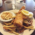 Fish & Chips - Narduzzi's, South Porcupine - Timmins ON