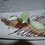 Première partie de dessert