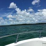 Boating in the Keys!