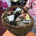 L assiette est devenue un passage obligé de nos séjours annuels sur l île d oleron.. tout est to