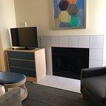 Living Room in Studio Suite