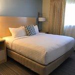 Bed in Studio Suite