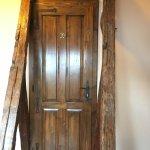Door entering our room