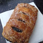 Chocolate-Filled Croissant