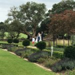 Beautiful wedding at Wivenhoe House
