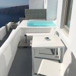 Photo de Grace Santorini Hotel