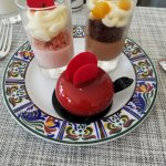 A sample of some delicious desserts