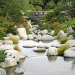 Peace and quiet at the Japanese Friendship Garden