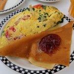 Foto di Bayside Skillet Crepe & Omelet