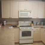 Kitchen, dishwasher also