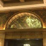 Elegant decorative lobby