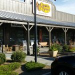 Photo I took of front of Cracker Barrel