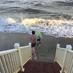 The Breakers on the Ocean Foto