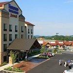 Foto de Fairfield Inn & Suites Sevierville Kodak