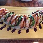 Delicious roll.