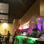 Inside Hai Cang Harbor Seafood Restaurant