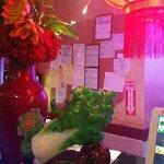 Hai Cang Harbor Seafood Restaurant decorations
