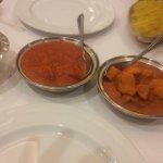 Nice portions