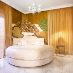 Art Chic Suite Skyfall, Master Suite