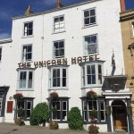 The Unicorn Hotel.Ripon