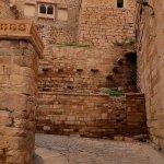 Way to Jaisalmer Fort
