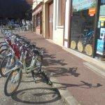 location de Vélo à Assistance Electrique avec GPS