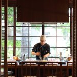 Feel the Japan - Our Executive Chef preparing your savory food!