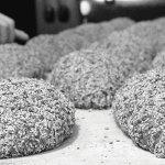 Handmade bread.