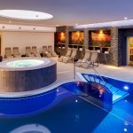 Wellness Innenpool