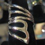 Shiny metal at Melt Gallery