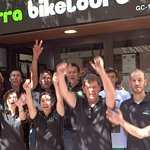 At Terra Bike Tours our team love bikes and travel