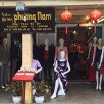 Tailor PHƯƠNG NAM 's 1st establishment