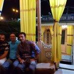 Maqboul Bhai, Naseer Bhai & Me.