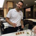 Very kind waiter